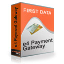 e4 First Data Global Payment Gateway for Magento